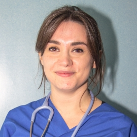 Cvrs policlinico veterinario Roma sud Staff Dina Saponaro