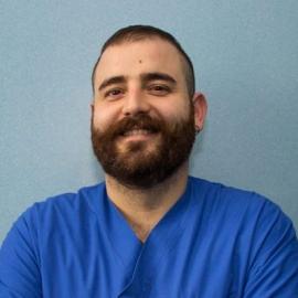 Cvrs Policlinico veterinario Roma sud Staff Antonio Caliano
