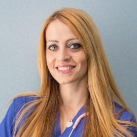 Cvrs Policlinico veterinario Roma sud Staff Francesca Giorleo