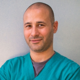Cvrs Policlinico veterinario Roma sud Staff Michele Rasola
