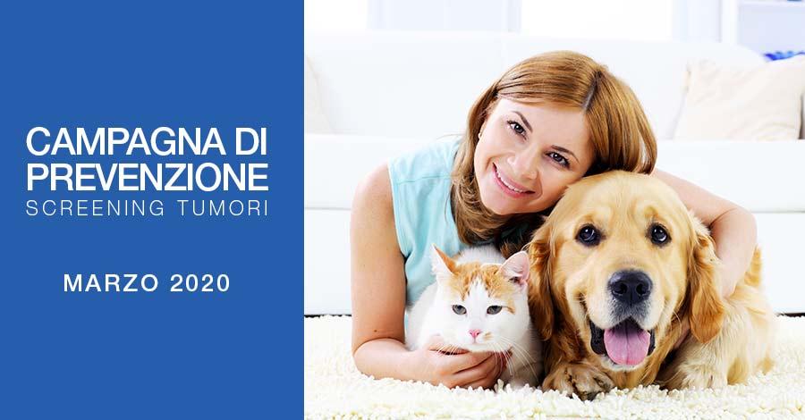 prevenzione tumori animali